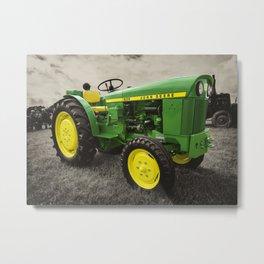 John Deere 820 Metal Print