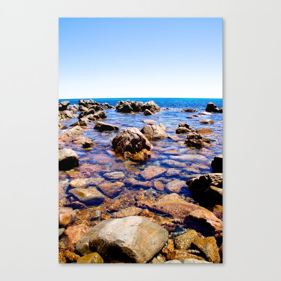 Sugar Loaf. Canvas Print