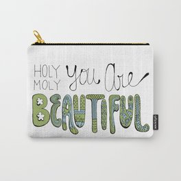 Holy Moly You Are Beautiful! Carry-All Pouch