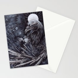 Birth of the Star Stationery Cards