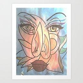 SOL 30 Art Print