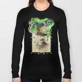 Odd Boxer Long Sleeve T-shirt