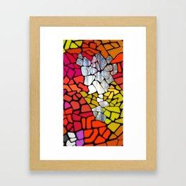 Wood? Framed Art Print