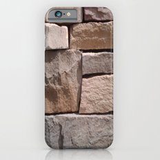 Artisan Masonry Stone House Front Detail 001 iPhone 6s Slim Case