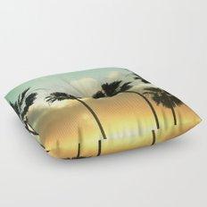 Palm Sunday Floor Pillow