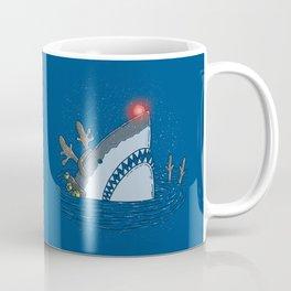 Rudolph Shark Coffee Mug