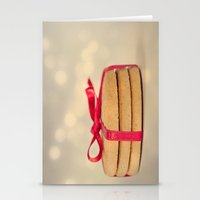 cookies Stationery Cards featuring cookies by El Diván Azul {Beatriz}