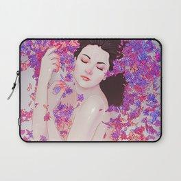 Flower Bath 6 Laptop Sleeve