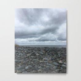 rocky horizon Metal Print