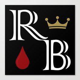 Royal Blood Canvas Print