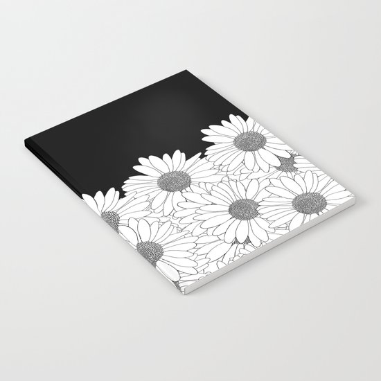 Daisy Boarder Notebook