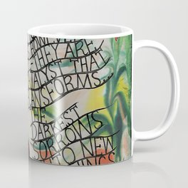 Do not be obsessed with sadness Coffee Mug