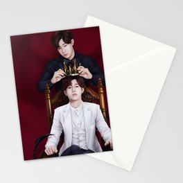 King Sunggyu Stationery Cards