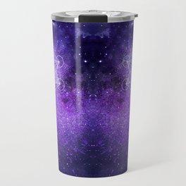 Metatron's Cube Travel Mug