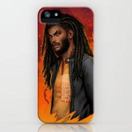 Scar iPhone Case