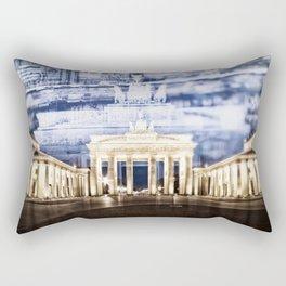 BERLIN Brandenburg Gate | In Detail Rectangular Pillow
