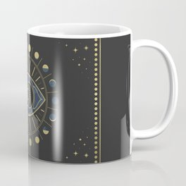 The Third Eye or The Sixth Chakra Coffee Mug