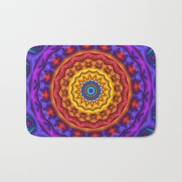 mandalas for pillows and more -11- Bath Mat