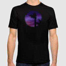Palm Sunset - 9 T-shirt