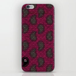 Good Times Paisley iPhone Skin