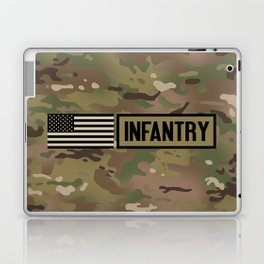 Infantry (Camo) Laptop & iPad Skin