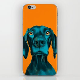 The Dogs: Buddy iPhone Skin