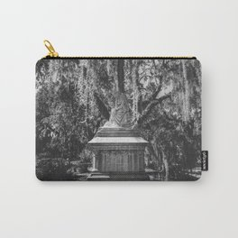 Bonaventure Cemetery Statue Carry-All Pouch