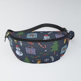 A Very Merry Christmas Fanny Pack