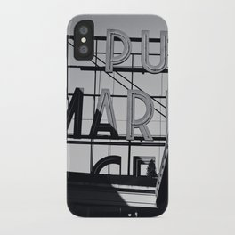 pike place iPhone Case