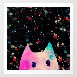 cats 38 Art Print