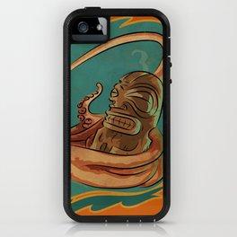 Squid & Tiki iPhone Case