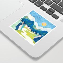 Spring River Sticker