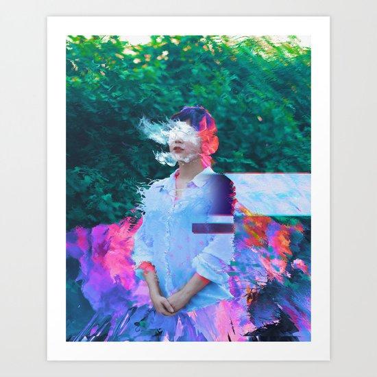 Kaato Art Print