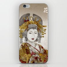 Hana iPhone & iPod Skin