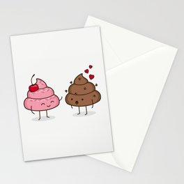 Love Sucks - Cute Doodles Stationery Cards