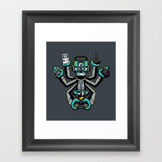 The Ultimate Gamer Framed Art Print