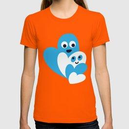 Happy Hearts Family T-shirt