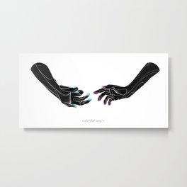 Don't fade away Metal Print