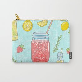 Mason Jar Carry-All Pouch
