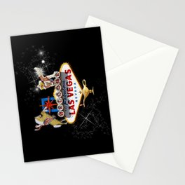 Las Vegas Welcome Sign Stationery Cards