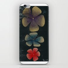 Flower Power iPhone & iPod Skin