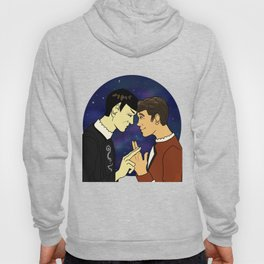 Old Married Spirk Hoody
