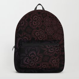 Pure Evil Pansies - Fall 2018 Backpack