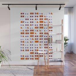 "Math Art Digital Print - ""baccaRat"" Wall Mural"