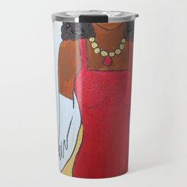 Lady Grace/Lady Wisdom Speaks! Travel Mug