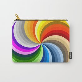 Ubuntu 36 Swirl Carry-All Pouch