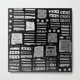 Color square 04 Metal Print