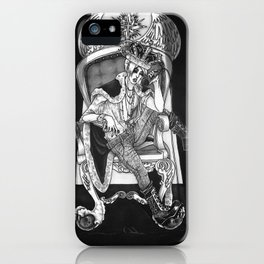 The King of Wishes iPhone Case