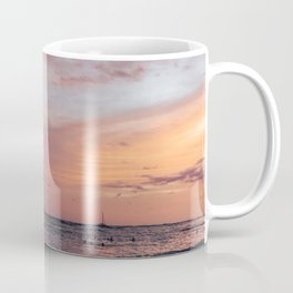 Cotten Candy Sunset Coffee Mug