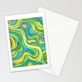 aloe is great for sunburns Stationery Cards